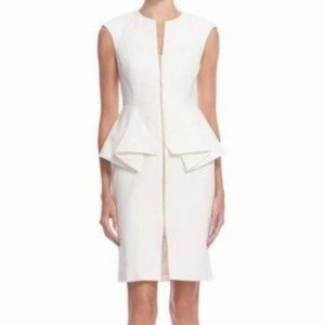 TED BAKER London Architectural dress 3=8-10